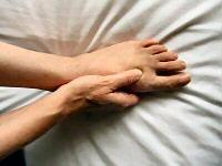 Migraine Acupressure Meridian Liver 3
