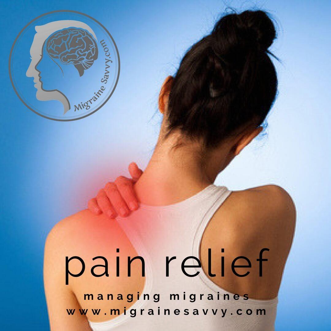 Headache Migraine Neck Pain @migrainesavvy #migrainerelief #stopmigraines #migrainesareafulltimejob