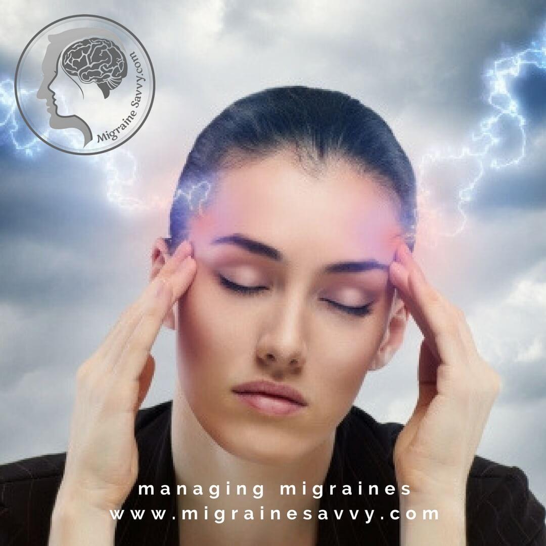 Electric Migraine Relief @migrainesavvy #migrainerelief #stopmigraines #migrainesareafulltimejob