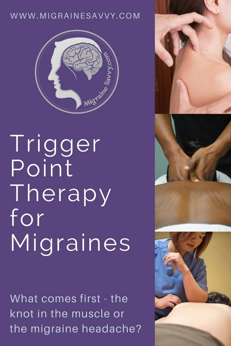 Trigger Point Therapy For Migraine Relief