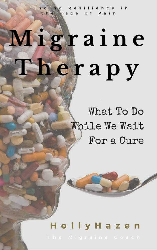 Migraine Therapy @migrainesavvy #migrainerelief #stopmigraines #migrainesareafulltimejob