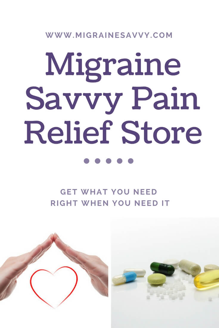 Get everything you need all in one spot. Bookmark this page to come back to @migrainesavvy
