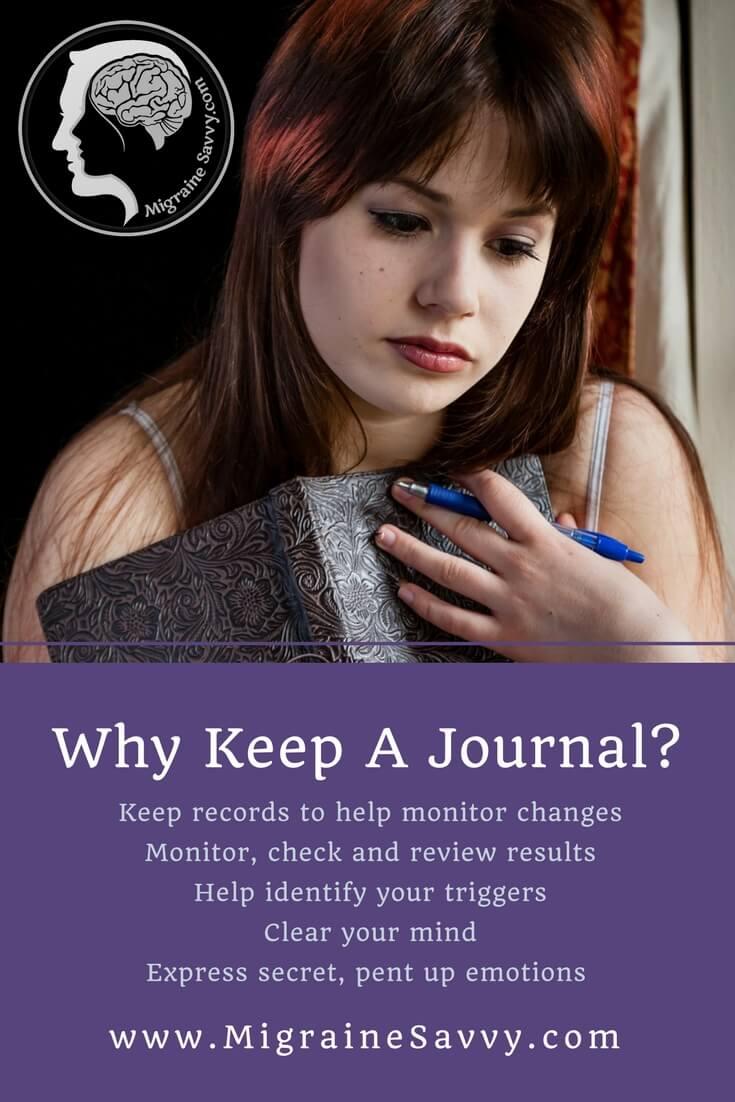 Here are some journal ideas for you to help cope with migraines @migrainesavvy #migrainerelief #stopmigraines #migrainesareafulltimejob