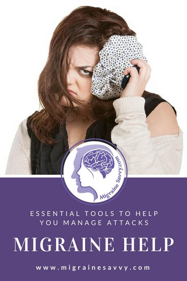 Instant Migraine Relief @migrainesavvy