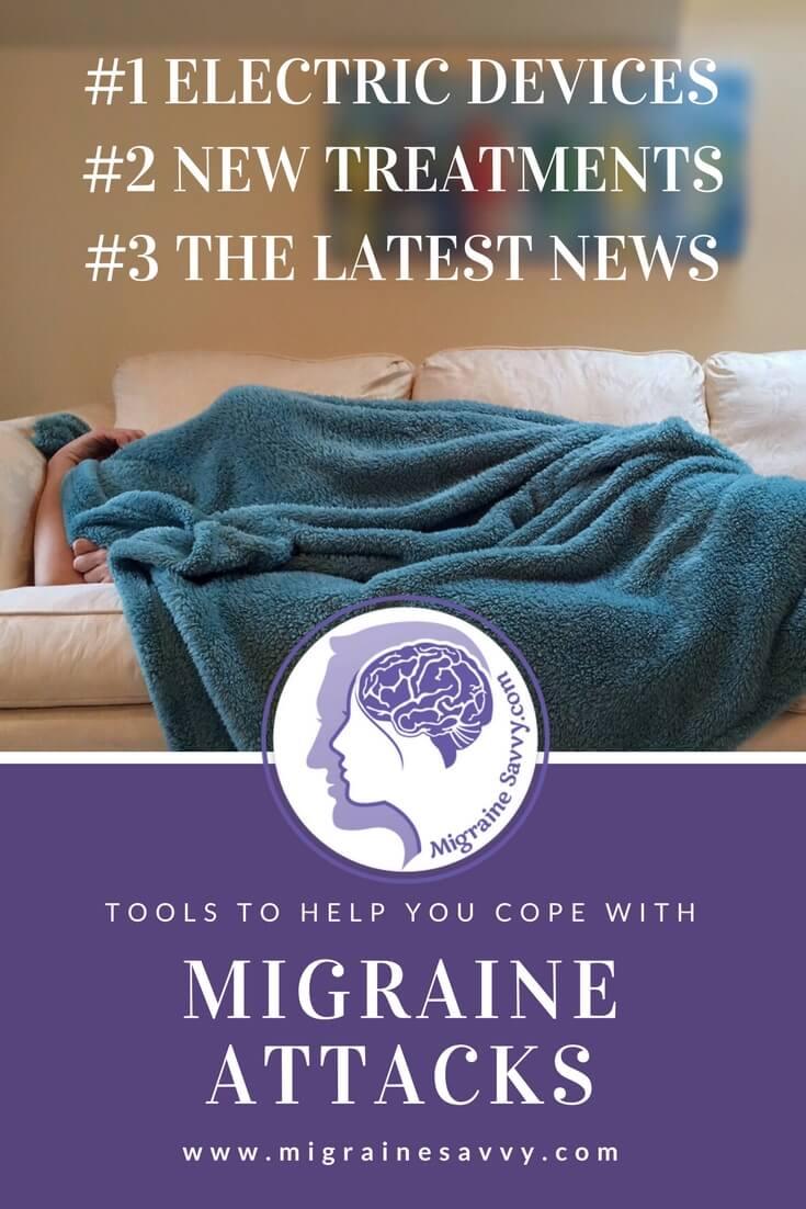 Migraine News @migrainesavvy
