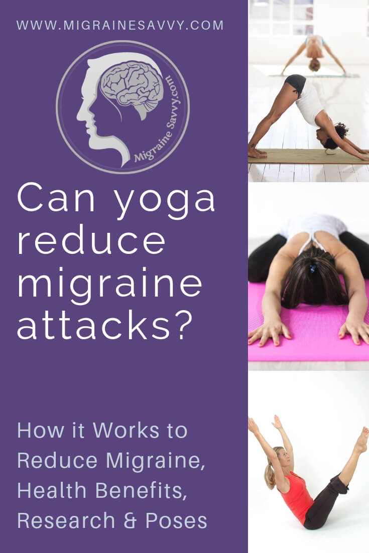 Yoga and How it Works for Migraines  @migrainesavvy #migrainerelief #stopmigraines #migrainesareafulltimejob