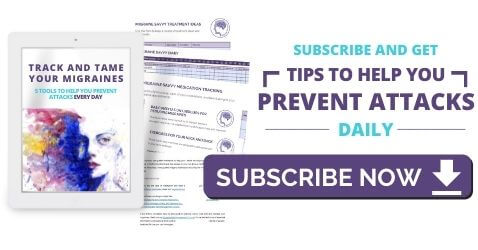 Subscribe to Surviving Chronic Migraine @migrainesavvy
