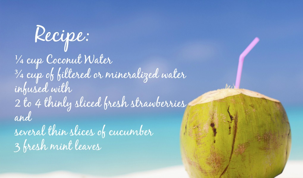 Cause of Migraine Headache Rehydration Recipe for Coconut Water