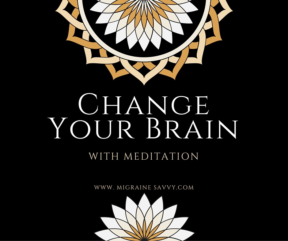 Mindfulness Meditation for Migraine @migrainesavvy