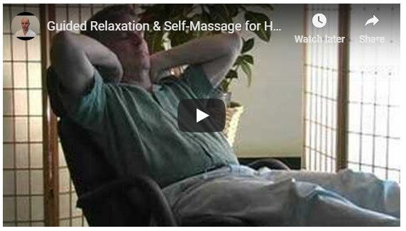 Guided Relaxation & Self-Massage for Headache & Migraine @migrainesavvy