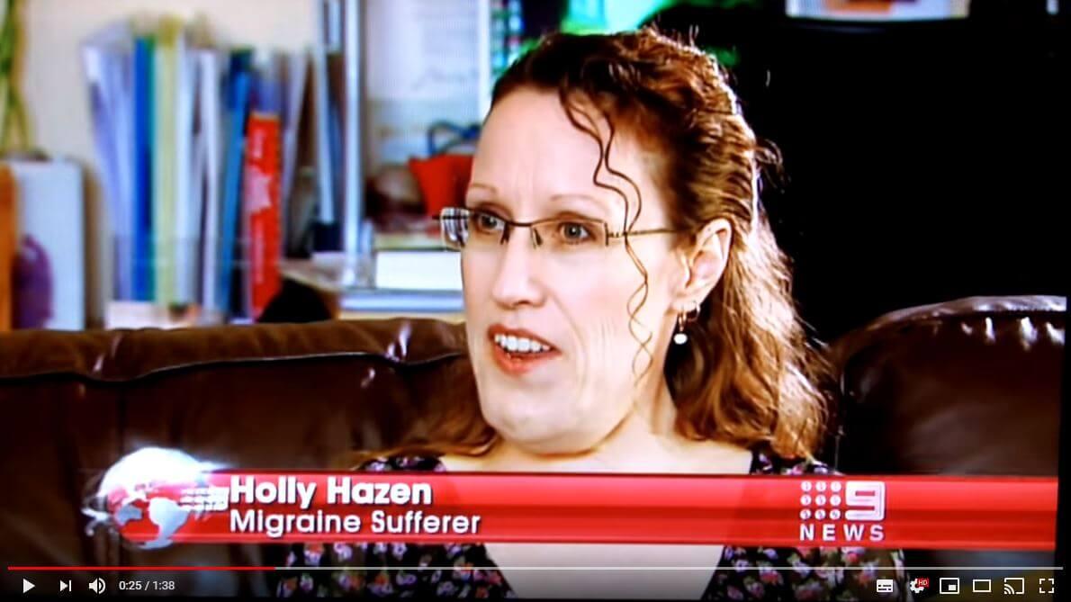 Holly Hazen @migrainesavvy
