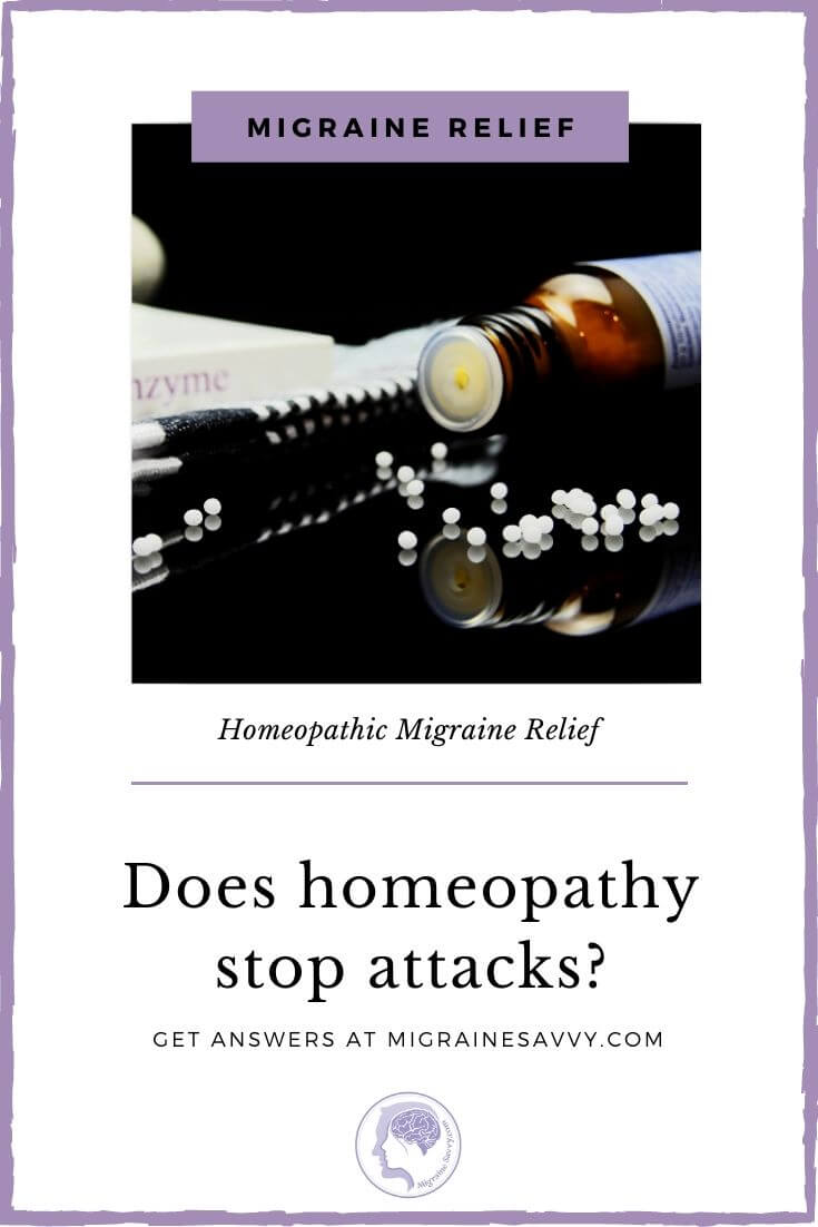Homeopathic Migraine Relief. Hope or Hype?