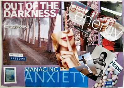 Here's an easy technique to use migraine art to help process stuck emotions @migrainesavvy