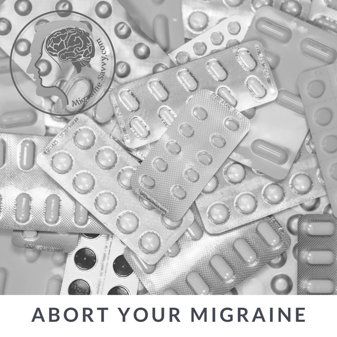 Triptan Migraine Drug List @migrainesavvy