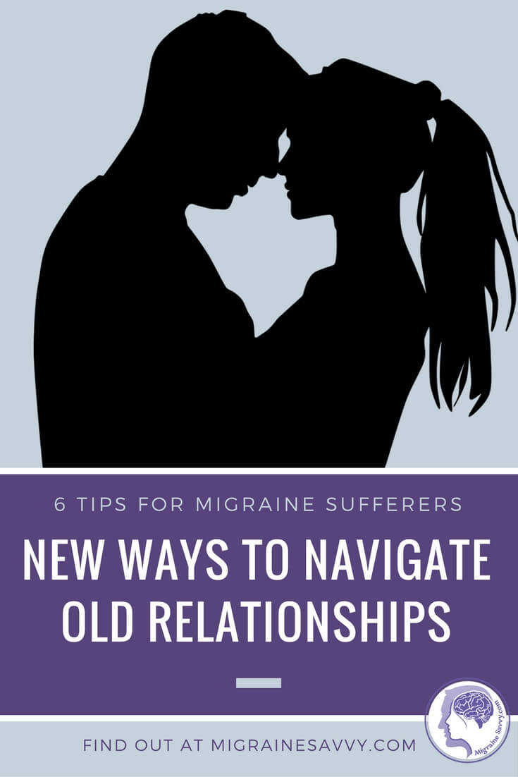 Anger Management for Migraine Sufferers. Learn new ways to navigate old relationships. @migrainesavvy