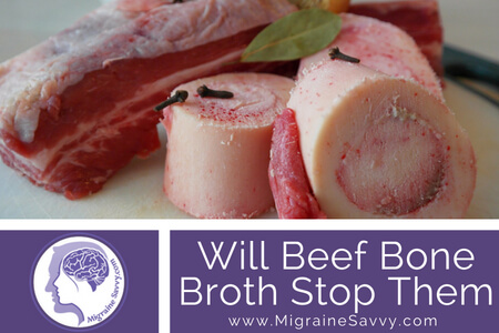 Beef Bone Broth for Migraines Heals the Gut