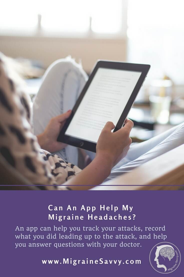 Which migraine app is easiest to use? @migrainesavvy #migrainerelief #stopmigraines #migrainesareafulltimejob