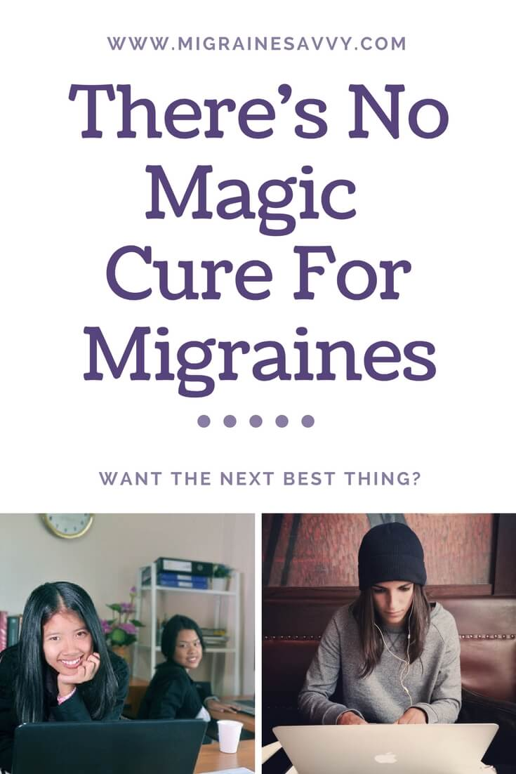 Learn Coping Skills To Manage Migraine Attacks @migrainesavvy