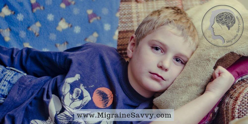 If Your Children Experience Migraines, This Is How To Help @migrainesavvy
