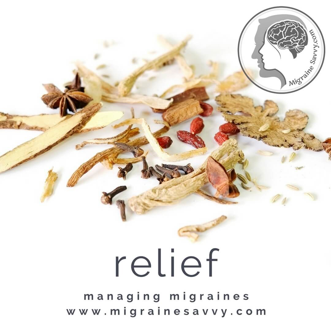 Chinese Cure for Migraine Herbs and Pills