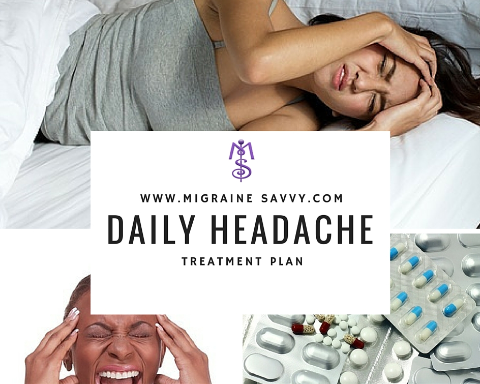 Chronic Daily Headache Treatment