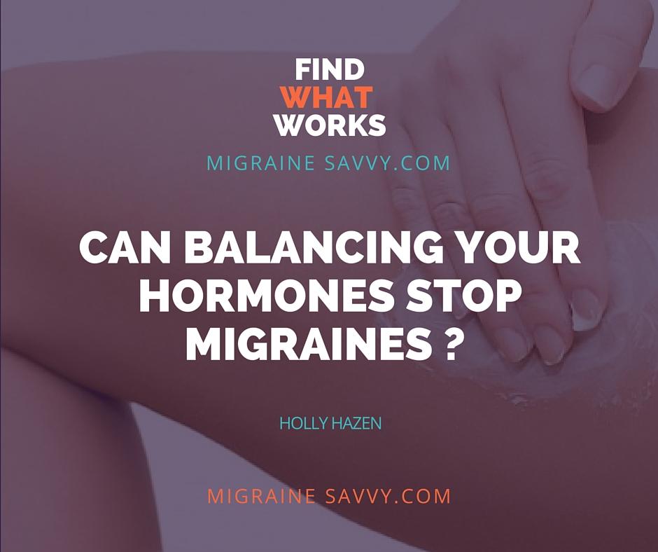 Cure for Migraine Headache