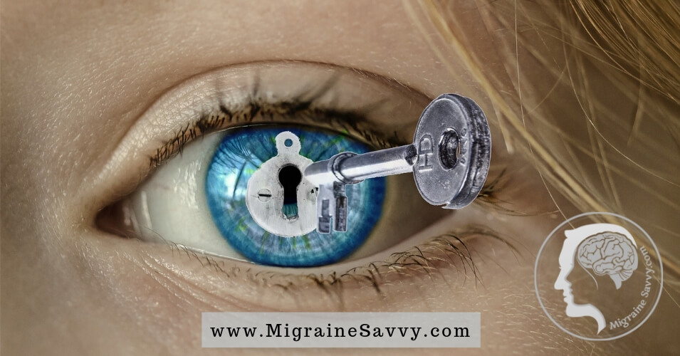 How to Get Rid Of An Eye Migraine With These Key Acupuncture Points