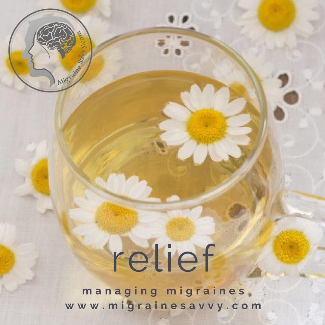 Feverfew Tincture, Tea or Tablets Can Reduce Migraine Attacks @migrainesavvy