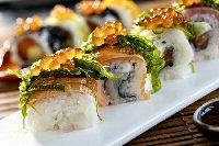 Foods that Fight Pain Sushi