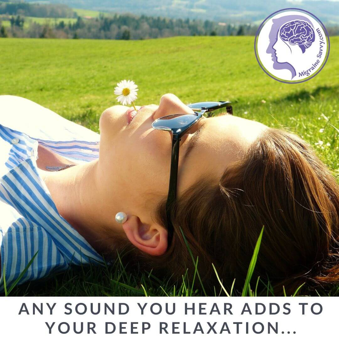 Guided Meditation for Sleep with Migraines