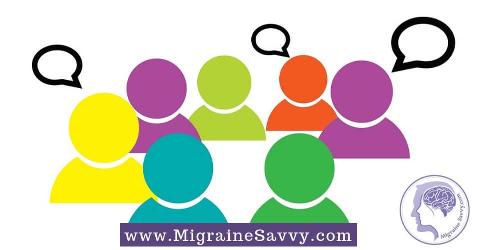 Migraine Savvy Headache Forum @migrainesavvy