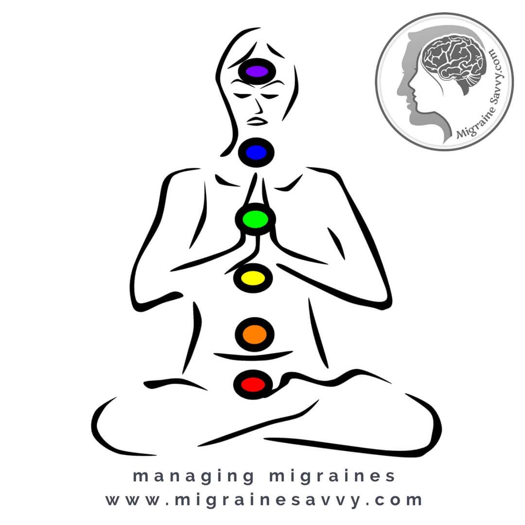 Healing Meditation Music Balances the Chakras @migrainesavvy #migrainerelief #stopmigraines #migrainesareafulltimejob