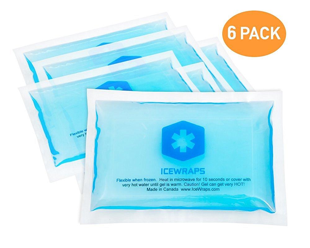 Ice Wraps For Migraine Relief