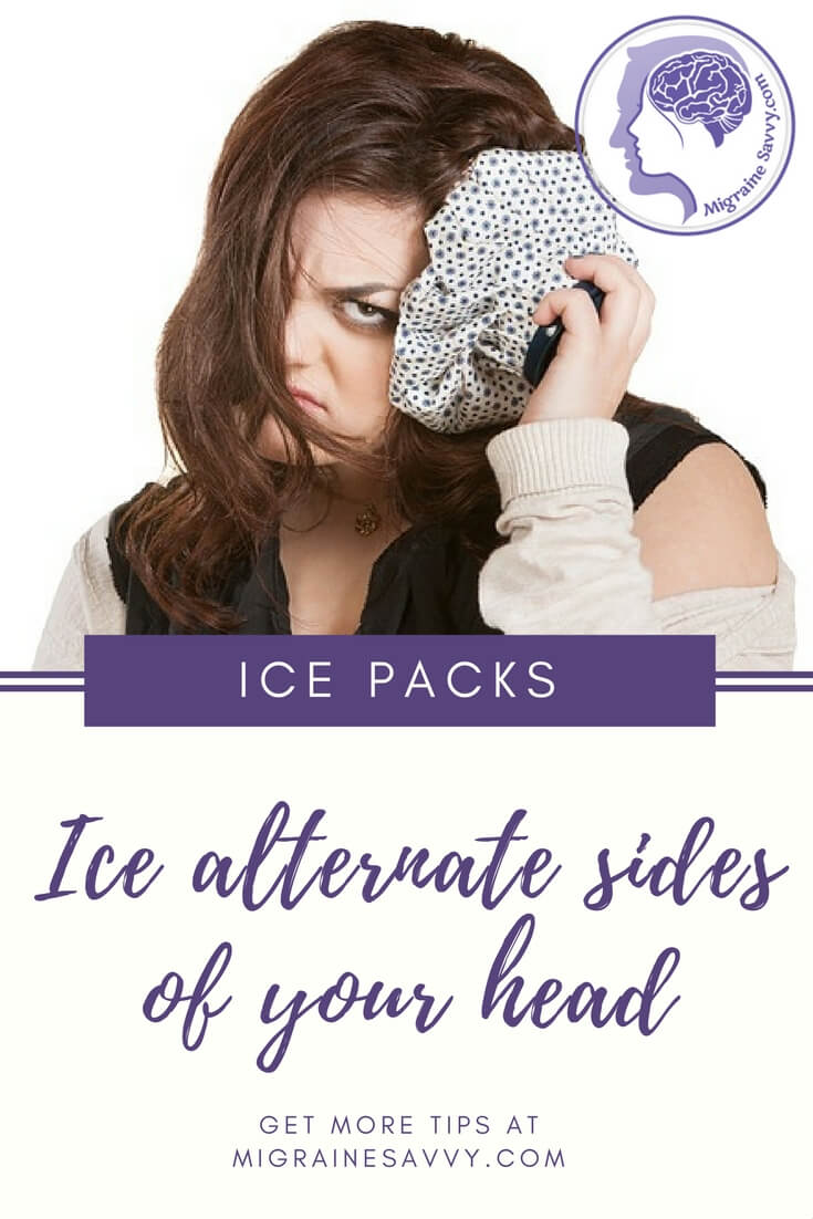 Ice Packs for Migraine Relief