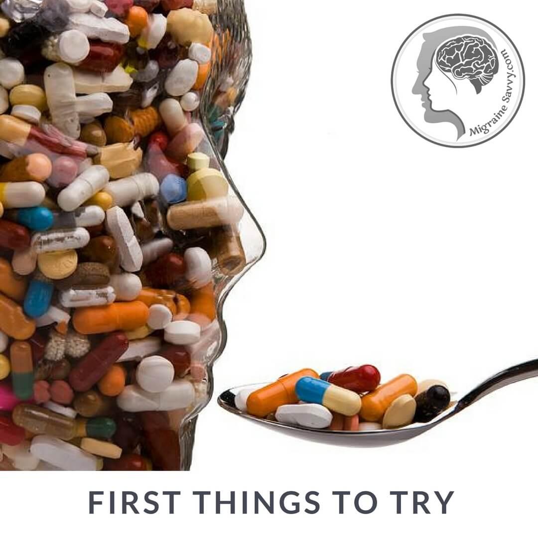 List of Migraine Medications @migrainesavvy #migrainerelief #stopmigraines #migrainesareafulltimejob