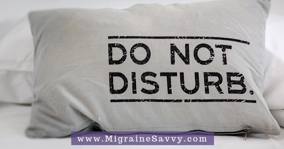 Meditation For Migraine Pain Management @migrainesavvy #migrainerelief #stopmigraines #migraineheadaches