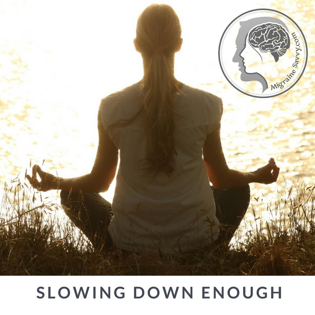 Meditation for Migraines Imagine a Migraine Free Life @migrainesavvy #migrainerelief #stopmigraines #migrainesareafulltimejob