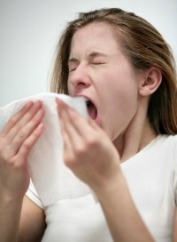 Migraine Allergy Sneezing