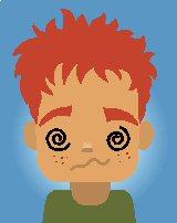 Migraine Associated Vertigo Dizzy Boy @migrainesavvy #migrainerelief #stopmigraines #migrainesareafulltimejob
