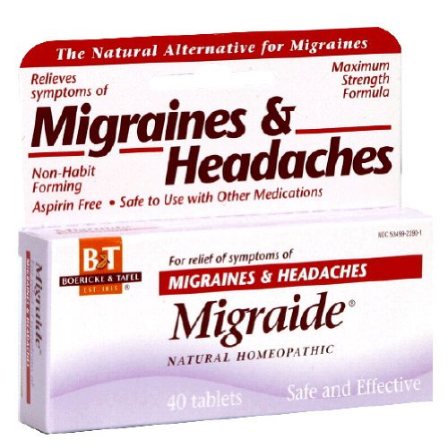 Homeopathic Migraine Blocker