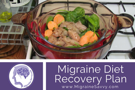 Want to recover faster? Get more nutrition through Chinese style steaming @migrainesavvy #migrainerelief #stopmigraines #migraineheadaches