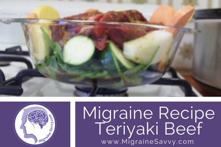 Favorite Migraine Recipes @migrainesavvy #migrainerelief #stopmigraines #migrainesareafulltimejob
