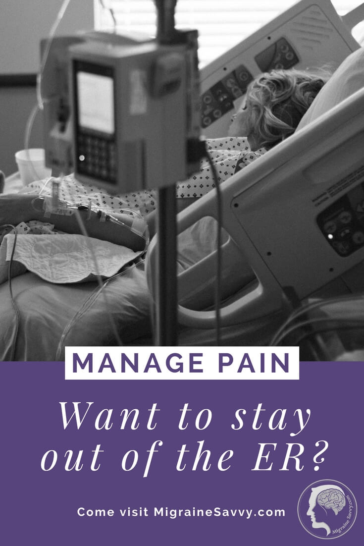 Rescue migraine medications to keep you out of the ER @migrainesavvy #migrainerelief #stopmigraines #migrainesareafulltimejob