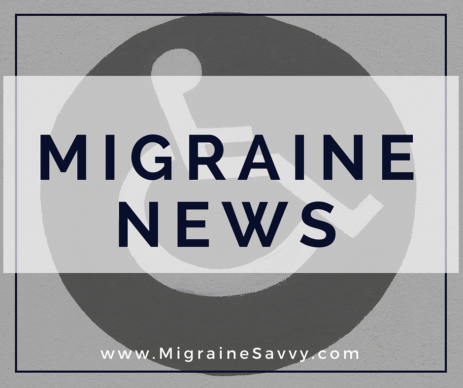 Disabled by migraine attacks?  @migrainesavvy