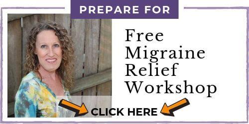 Migraine Pain Management FREE Workshop @migrainesavvy