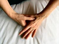 Migraine Acupressure Point Colon 4