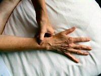 Migraine Acupressure Merdian Triple Heater 5