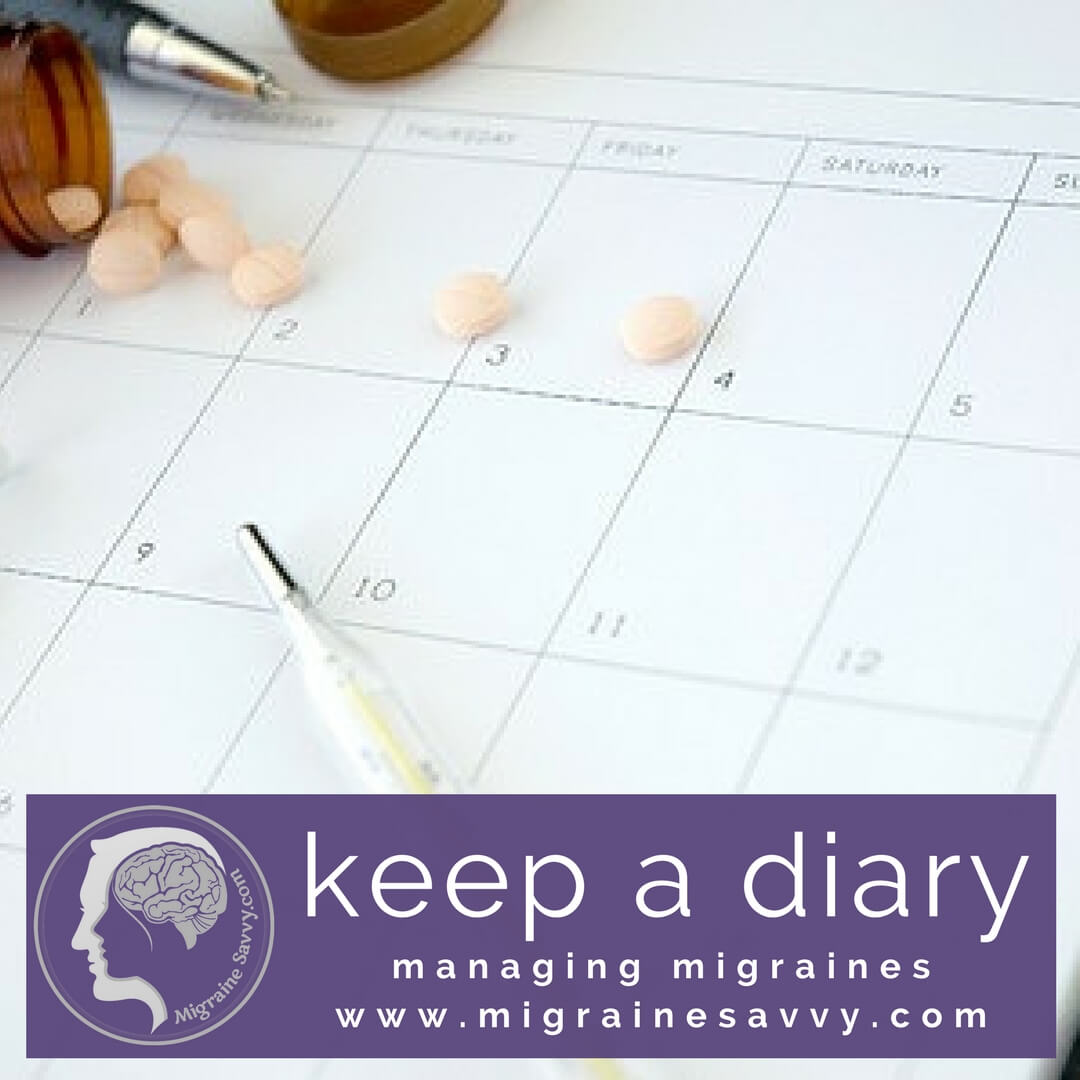 Migraine Prevention Diary