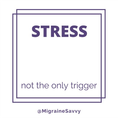 Migraine Prevention Kit Stress Reduction @migrainesavvy