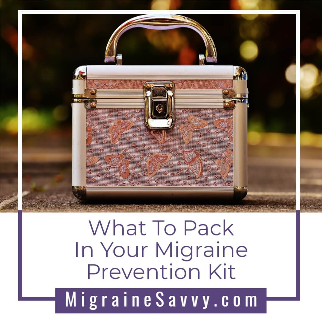 Migraine Prevention Kit